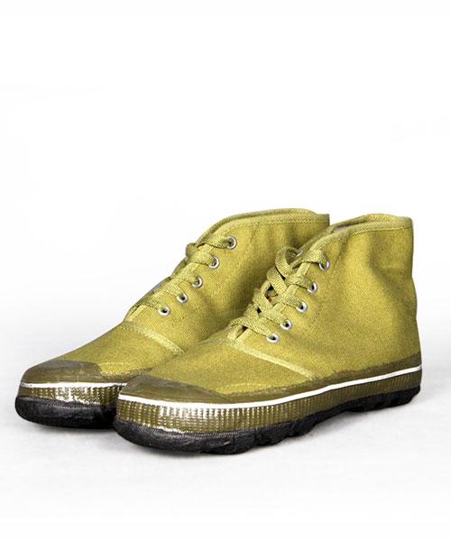 飞鹤正品5KV电绝缘帆布胶鞋 解放鞋GD106