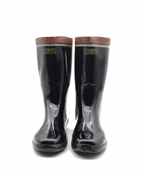 飞鹤正品 反光安全雨靴 M405