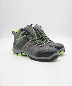 鹤壁飞鹤橡胶安全鞋中帮安全鞋FH16-0318