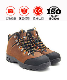 飞鹤中帮安全鞋多功能定制劳保鞋FH15-1205