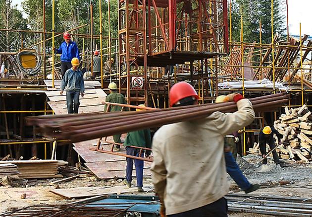 建筑行业解决方案